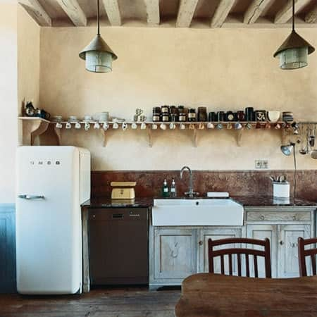 Rustic Cooking and Dining From Marie Claire Maison: gallery slide thumbnail 5