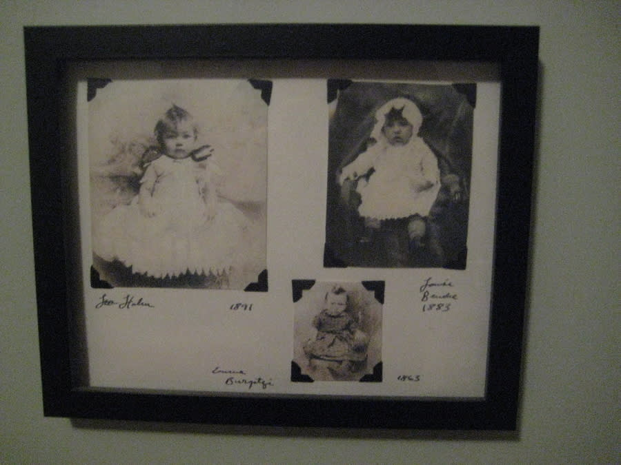Nursery Tour: Leo's Family History: gallery image 12