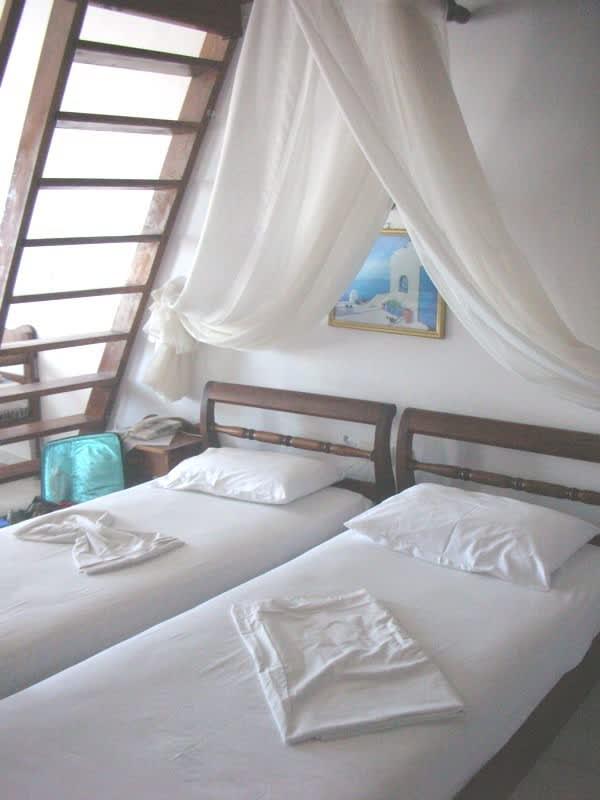 Inspiration: Loft Accommodation in Oia, Santorini: gallery slide thumbnail 1