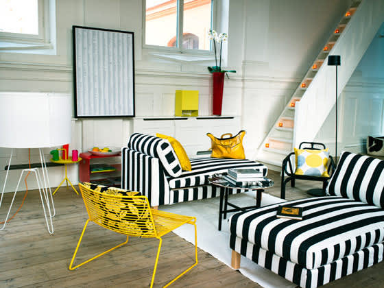 Color Inspiration: Yellow & Black: gallery slide thumbnail 2
