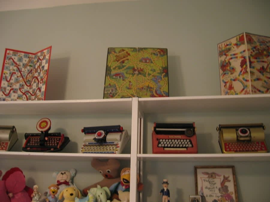Nursery Tour: Leo's Family History: gallery image 9