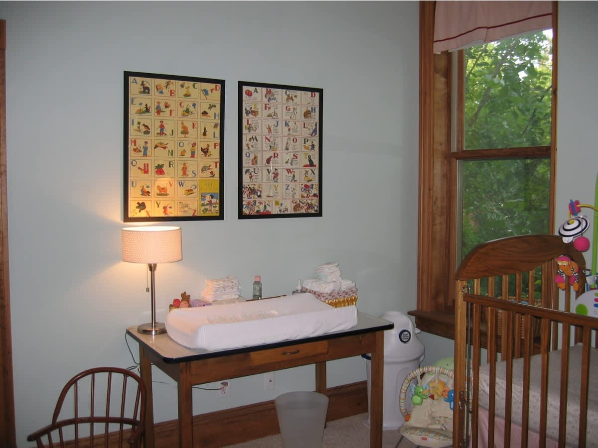 Nursery Tour: Leo's Family History: gallery image 3