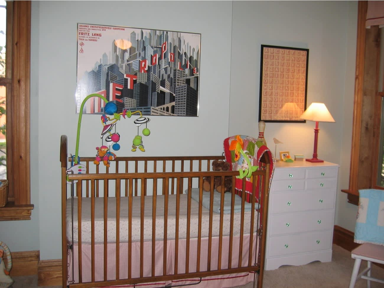 Nursery Tour: Leo's Family History: gallery image 4