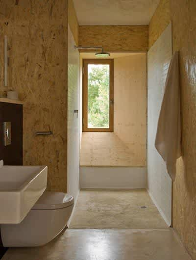 Modern & Green: A Country House in France: gallery slide thumbnail 4