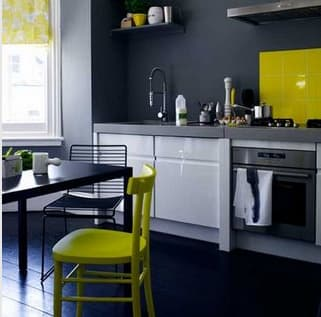 Color Inspiration: Yellow & Black: gallery slide thumbnail 4