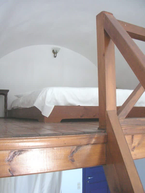 Inspiration: Loft Accommodation in Oia, Santorini: gallery slide thumbnail 6