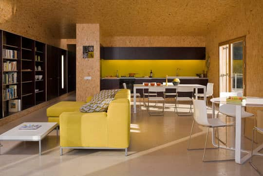 Modern & Green: A Country House in France: gallery slide thumbnail 3