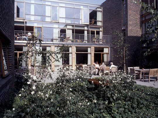 A Modern Assisted Living Facility in Copenhagen: gallery slide thumbnail 1