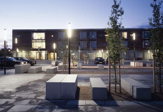 A Modern Assisted Living Facility in Copenhagen: gallery slide thumbnail 5
