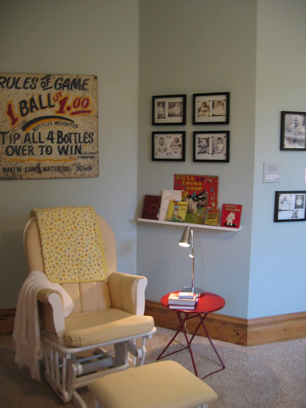 Nursery Tour: Leo's Family History: gallery image 6