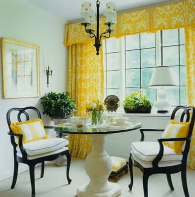 Color Inspiration: Yellow & Black: gallery slide thumbnail 5