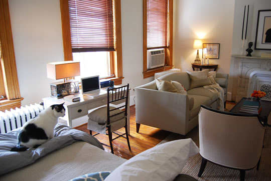 House Tour: Scott's Airy Simplicity: gallery slide thumbnail 19