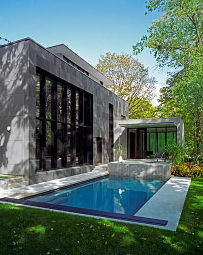Modern in Toronto: Cascade House: gallery slide thumbnail 5