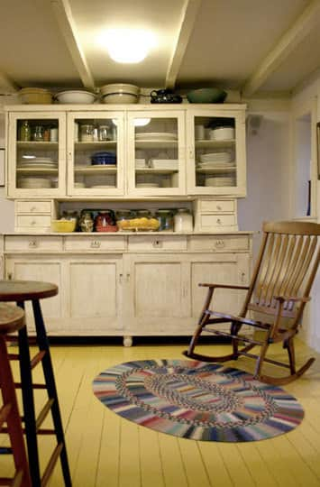 Color Combo: Shaker Yellow with Natural Wood: gallery slide thumbnail 6