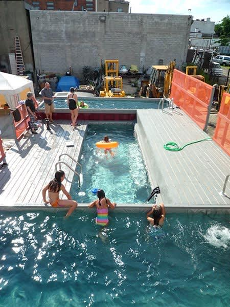 Dumpsters Turned Swimming Pools!: gallery slide thumbnail 3