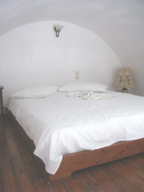 Inspiration: Loft Accommodation in Oia, Santorini: gallery slide thumbnail 4