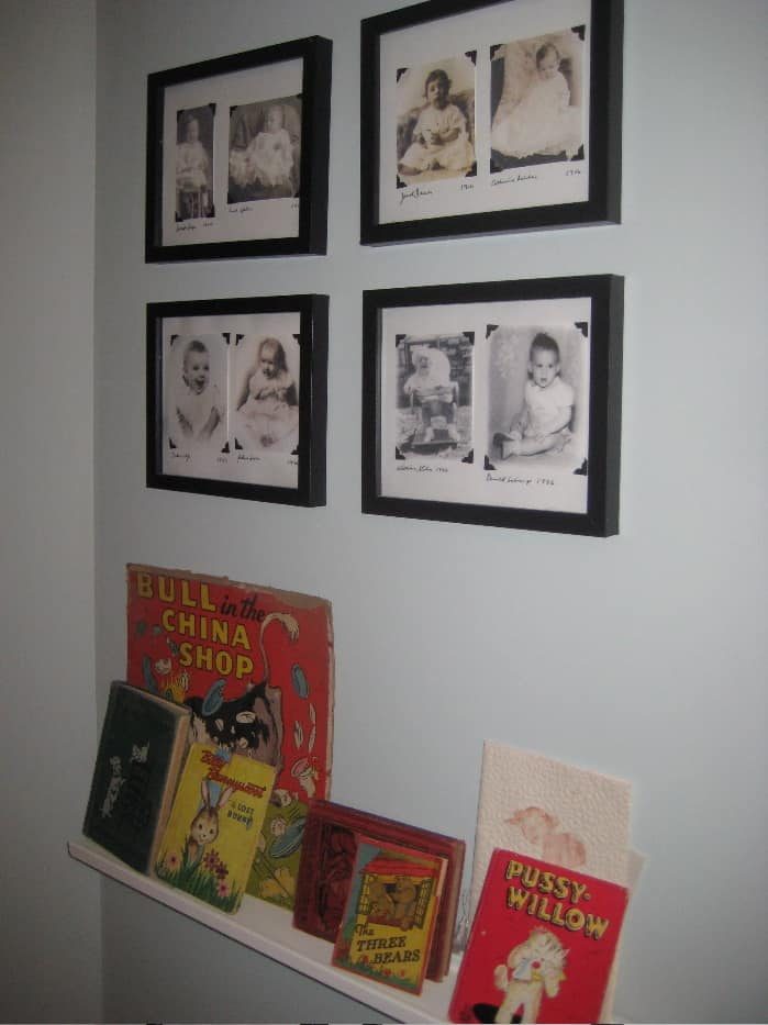Nursery Tour: Leo's Family History: gallery image 5