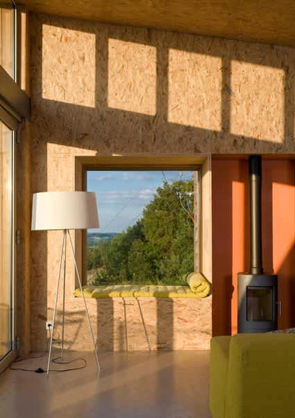Modern & Green: A Country House in France: gallery slide thumbnail 5