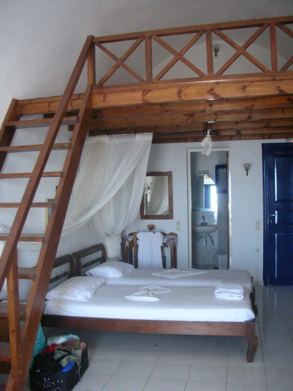 Inspiration: Loft Accommodation in Oia, Santorini: gallery slide thumbnail 10