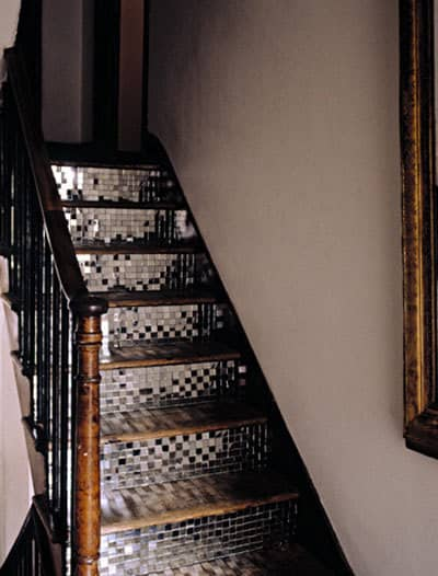 Tiled Stairs: A Few Modern Takes: gallery slide thumbnail 1