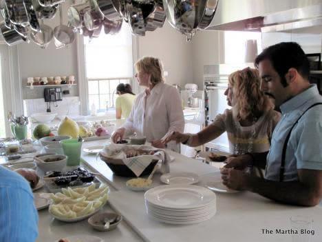 A Tour of Martha Stewart's Home: gallery slide thumbnail 3