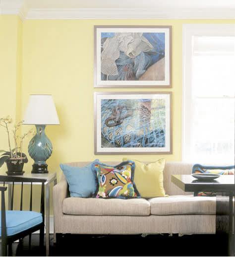Roundup: Sunny Yellow Walls: gallery slide thumbnail 2