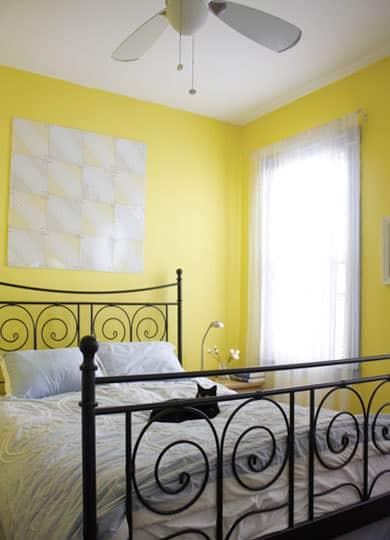 Roundup: Sunny Yellow Walls: gallery slide thumbnail 4