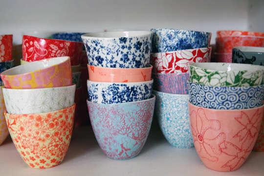Lovely Porcelain by Samantha Robinson: gallery slide thumbnail 3