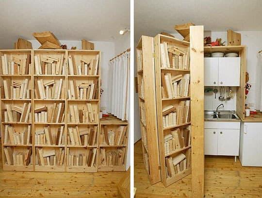 Book House: Casa di Libri by Livio De Marchi: gallery slide thumbnail 3
