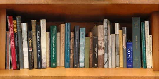 Unpacking My Library: Architects & Their Book Collections: gallery slide thumbnail 5