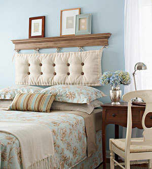 Inspiration: Upcycled DIY Headboards: gallery slide thumbnail 4
