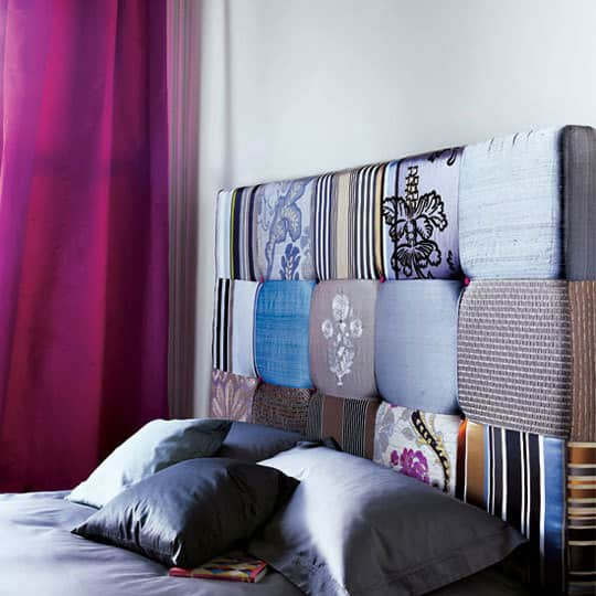 Inspiration: Upcycled DIY Headboards: gallery slide thumbnail 7