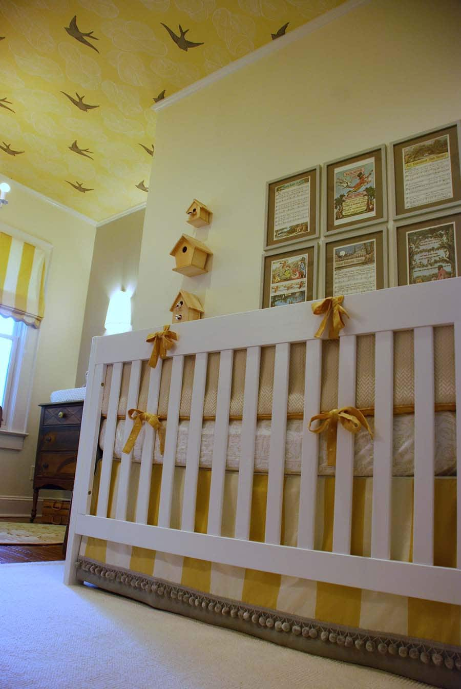 Nursery Tour: No Gray Skies for Mallory Gray: gallery slide thumbnail 18