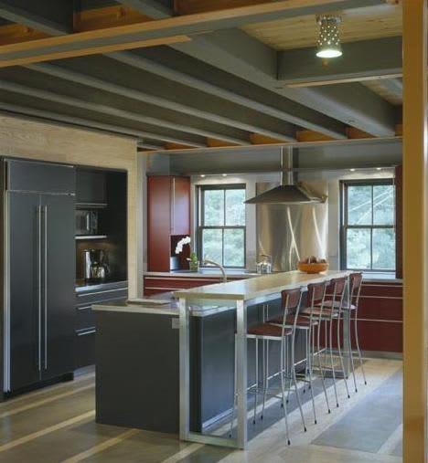 Exposed Ceiling Beams: gallery image 4