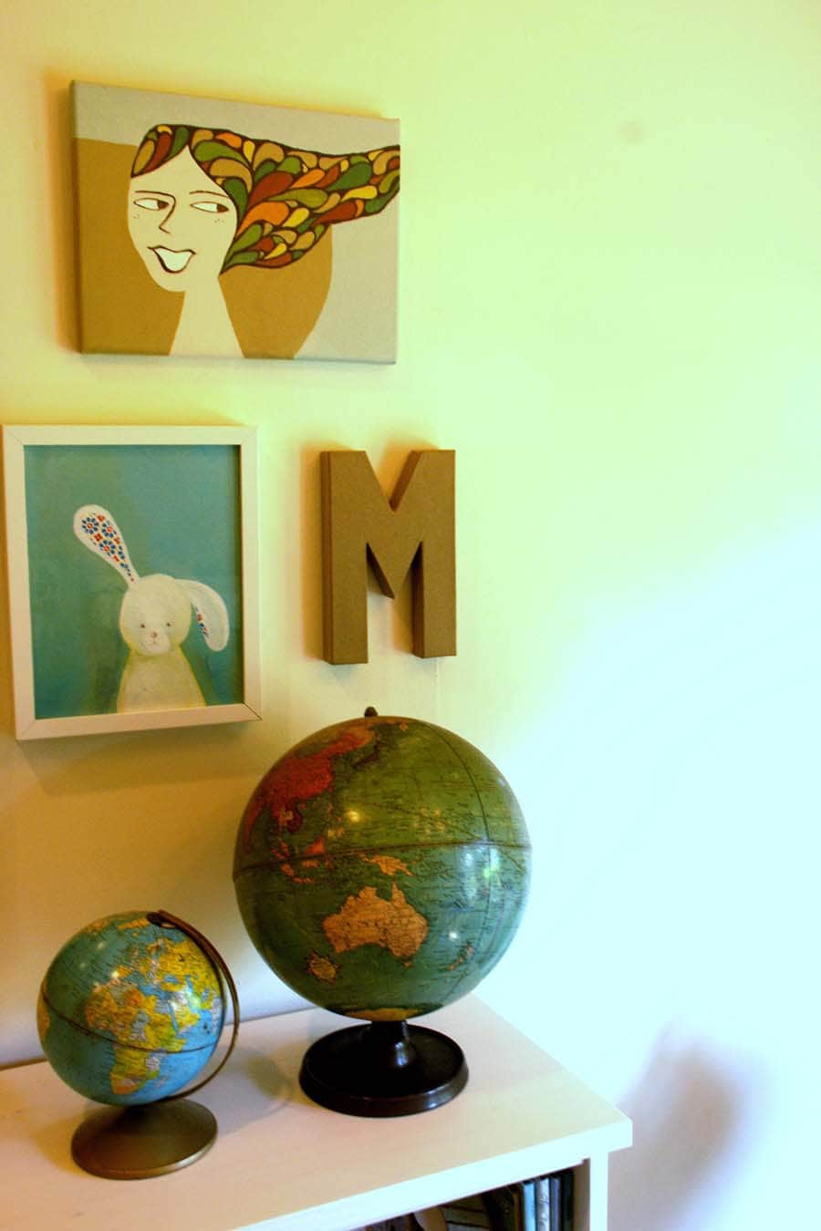 Nursery Tour: No Gray Skies for Mallory Gray: gallery slide thumbnail 12
