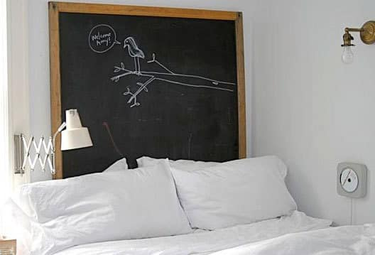Inspiration: Upcycled DIY Headboards: gallery slide thumbnail 9