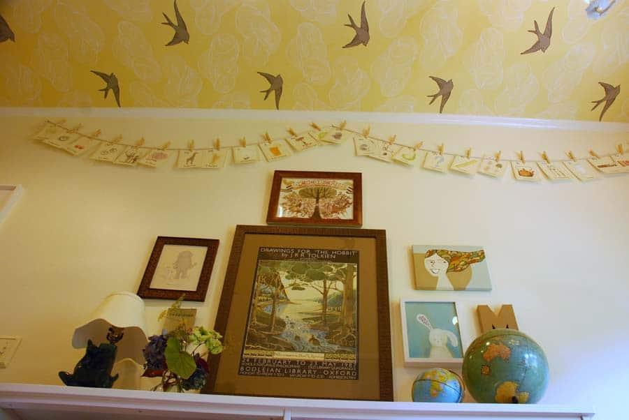 Nursery Tour: No Gray Skies for Mallory Gray: gallery slide thumbnail 20