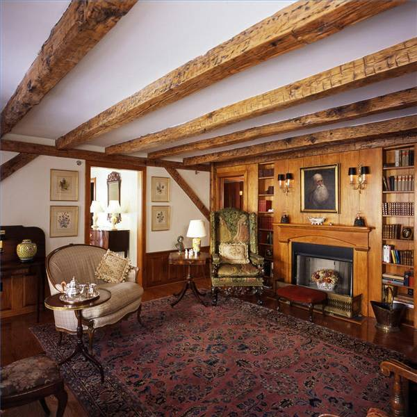 Exposed Ceiling Beams: gallery image 10
