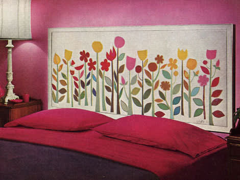 Inspiration: Upcycled DIY Headboards: gallery slide thumbnail 8