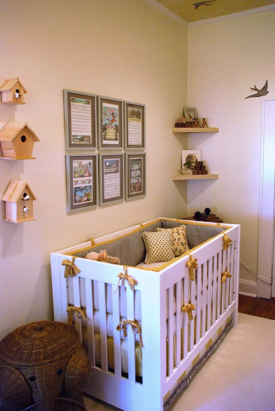 Nursery Tour: No Gray Skies for Mallory Gray: gallery slide thumbnail 22
