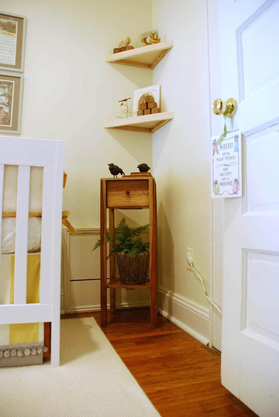 Nursery Tour: No Gray Skies for Mallory Gray: gallery slide thumbnail 4