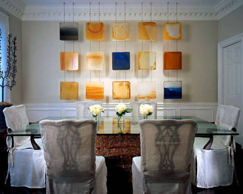 Making it Work: Slipcovered Dining Chairs: gallery slide thumbnail 8