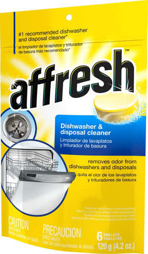 Win a Whirlpool® Dishwasher and affresh™ Dishwasher and Disposal Cleaners: gallery slide thumbnail 3