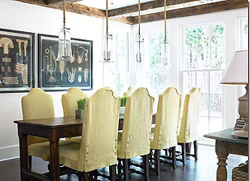 Making it Work: Slipcovered Dining Chairs: gallery slide thumbnail 6
