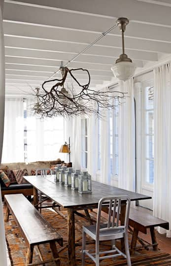 Bringing the Outside In: Decorating With Branches: gallery image 1