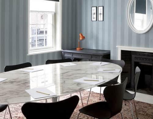 Dining Room Inspiration: Kettner's: gallery slide thumbnail 1