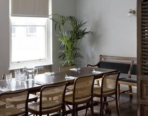Dining Room Inspiration: Kettner's: gallery slide thumbnail 3