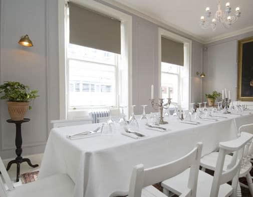 Dining Room Inspiration: Kettner's: gallery slide thumbnail 5
