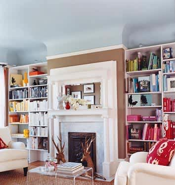 Inspiration: Ceiling Color We Like: gallery slide thumbnail 2