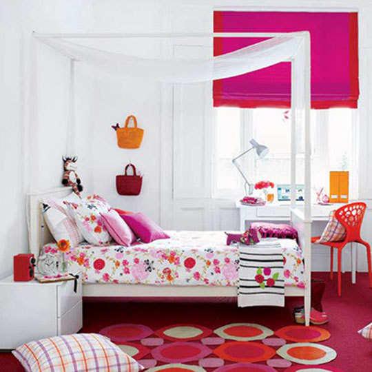 Vibrant Pink & Orange: gallery slide thumbnail 1